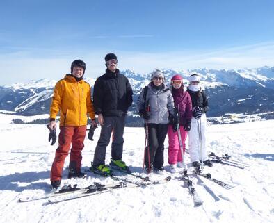 Ski, Top