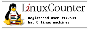 Linux Counter Entry
